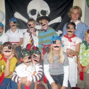 Пригоди морських піратів
