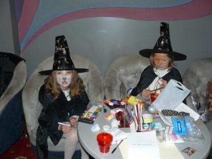 Школа юних чарівників