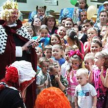 Дитячі Дні народження у Львові