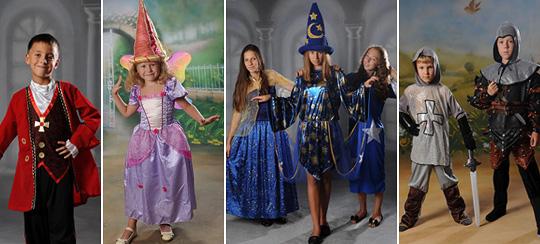 Карнавальні костюми у Львові