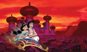 Аладдін та принцеса Жасмін