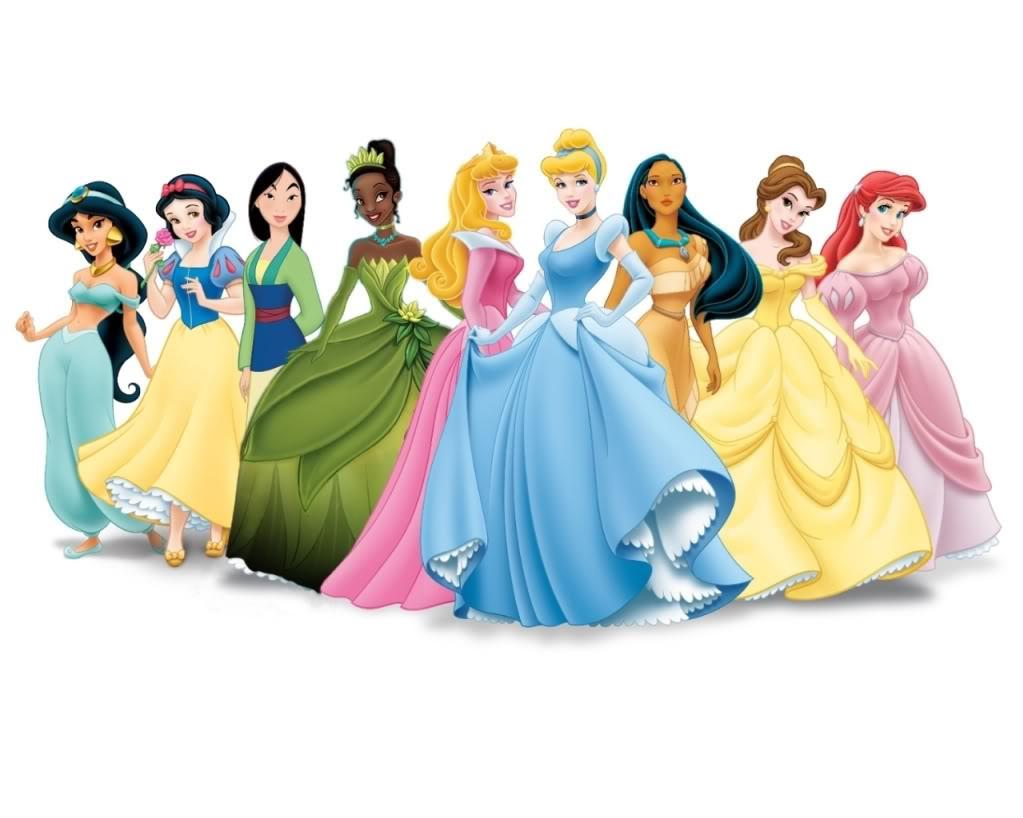 Діснеївські принцеси