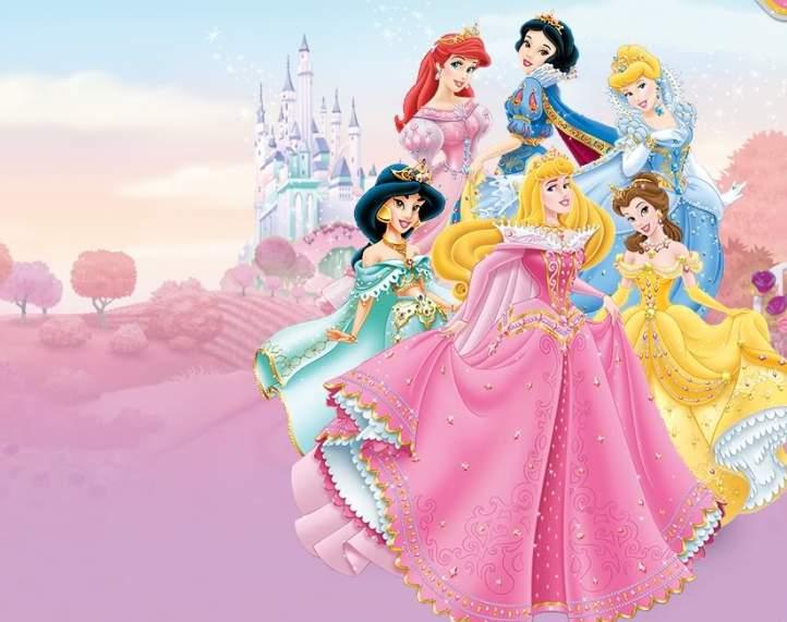 Бал юних принцес