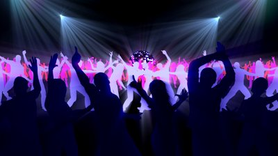 Молодіжна дискотека