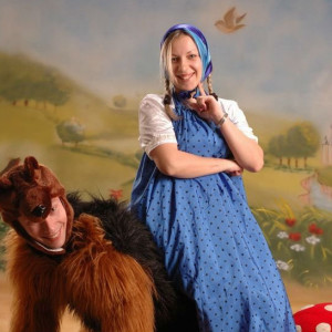 Веселі пригоди Маші та Ведмедя