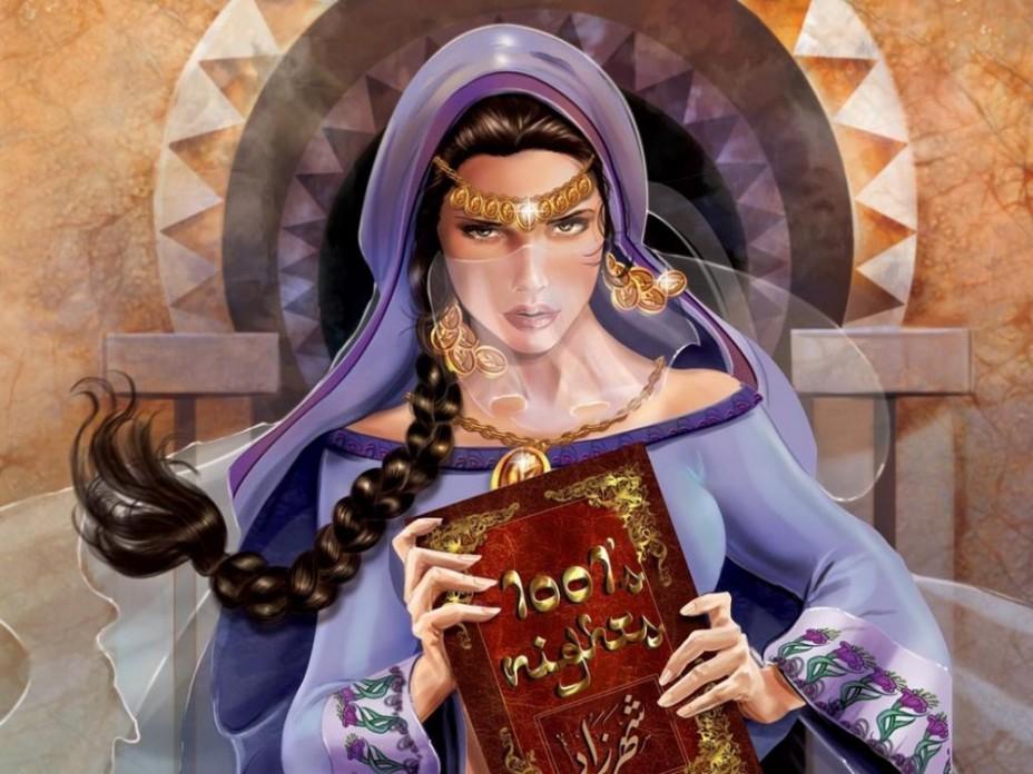 Східна вечірка або казки Шахерезади