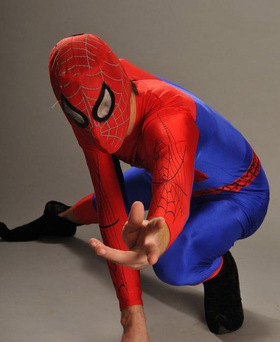 Пригоди Людини-павука